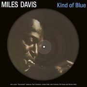 LP - Miles Davis - Kind Of Blue -PD-