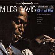 LP - Miles Davis - Kind Of Blue - 180 gram