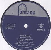 LP - Miles Davis - Miles Ahead