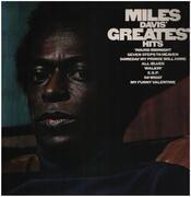 LP - Miles Davis - Miles Davis' Greatest Hits