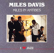 CD - Miles Davis - Miles In Antibes