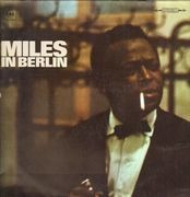 LP - Miles Davis - Miles In Berlin - Original 1st German