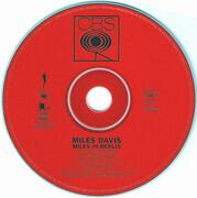 CD - Miles Davis - Miles In Berlin