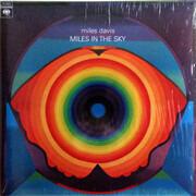 LP - Miles Davis - Miles In The Sky