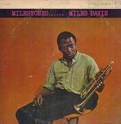LP - Miles Davis - Milestones - Original US
