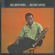 LP - Miles Davis - Milestones - Mono