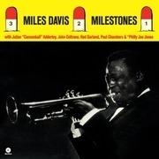 LP - Miles Davis - Milestones - HQ-Vinyl
