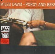 LP - Miles Davis - Porgy And Bess - 180g