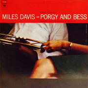 LP - Miles Davis - Porgy And Bess