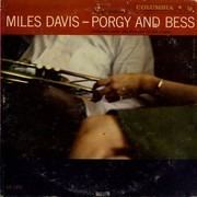 LP - Miles Davis - Porgy And Bess - mono