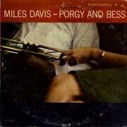 LP - Miles Davis - Porgy And Bess - mono