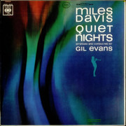 LP - Miles Davis - Quiet Nights