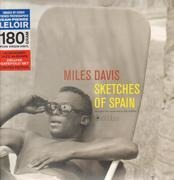 LP - Miles Davis - Sketches Of Spain - 180g Deluxe Gatefold Set / Limited Edition