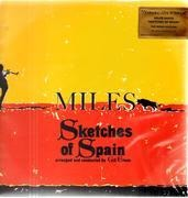 LP - Miles Davis - Sketches Of Spain - mono, 180 gr