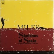 LP - Miles Davis - Sketches Of Spain - STILL SEALED