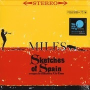 LP - Miles Davis - Sketches of Spain - .. SPAIN / YELLOW VINYL