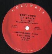 LP - Miles Davis - Sketches Of Spain