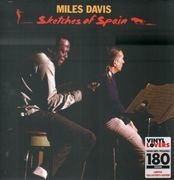 LP - Miles Davis - Sketches Of Spain - + 1 BONUS TRACK/ 180 GRAM