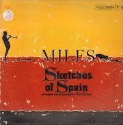 LP - Miles Davis - Sketches Of Spain