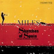 LP - Miles Davis - Sketches Of Spain - Mono - HQ180 RTI Vinyl