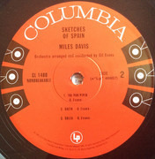 LP - Miles Davis - Sketches Of Spain - 180 g, Numbered, Still Sealed