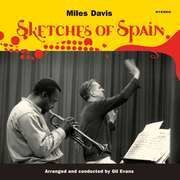 LP - Miles Davis - Sketches Of Spain - YELLOW VINYL/ 1 BONUS TRACK/ 180GR./INCL.UNIQUE S