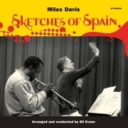 LP - Miles Davis - Sketches Of Spain - 180gr coloured vinyl