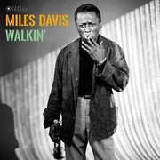 LP - Miles Davis - Walkin' - HQ-Vinyl