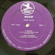 LP - Miles Davis - Walkin'