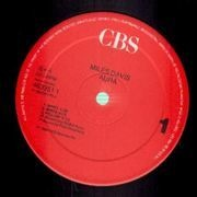 Double LP - Miles Davis - Aura