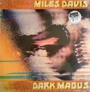 Double LP - Miles Davis - Dark Magus - 180g