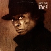 LP - Miles Davis - Decoy