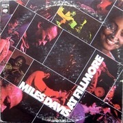 Double LP - Miles Davis - Miles Davis At Fillmore - Gatefold