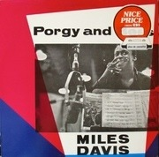 LP - Miles Davis - Porgy And Bess