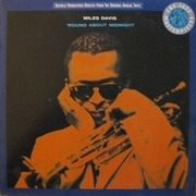 LP - Miles Davis - 'Round About Midnight