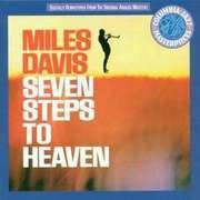 CD - Miles Davis - SEVEN STEPS TO HEAVEN