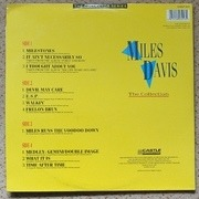 Double LP - Miles Davis - The Collection