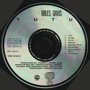 CD - Miles Davis - Tutu