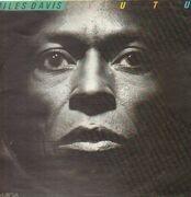 LP - Miles Davis - Tutu