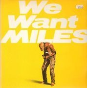 Double LP - Miles Davis - We Want Miles