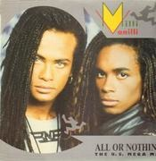 12'' - Milli Vanilli - All Or Nothing (The U.S. Mega Mix)