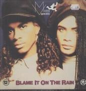 12'' - Milli Vanilli - Blame It On The Rain