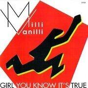 CD - Milli Vanilli - Girl You Know It's True