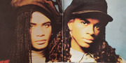 LP - Milli Vanilli - All Or Nothing (The U.S. Remix Album) - Gatefold