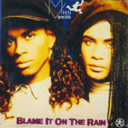 CD Single - Milli Vanilli - Blame It On The Rain - Mini CD