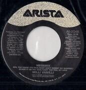 7inch Vinyl Single - Milli Vanilli - Megamix