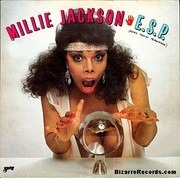 LP - Millie Jackson - E.S.P. (Extra Sexual Persuasion)