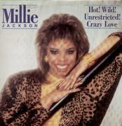 12'' - Millie Jackson - Hot! Wild! Unrestricted! Crazy Love