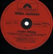 LP - Millie Jackson - Feelin' Bitchy