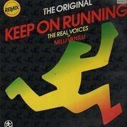 12'' - Milli Vanilli - Keep On Running